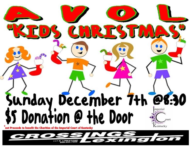 AVOL Kids Christmas | Imperial Court Of Kentucky