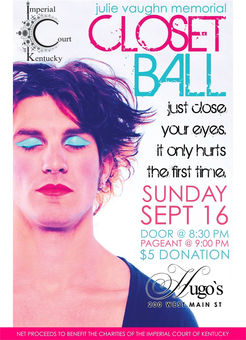 Julie Vaughn Memorial Closet Ball