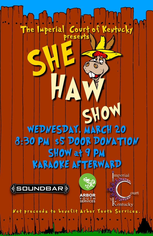 SHE-HAW Show